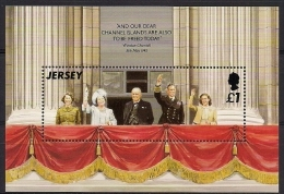 Jersey 1995 Yvertn° Bloc 11 *** MNH Cote 5,00 Euro - Jersey