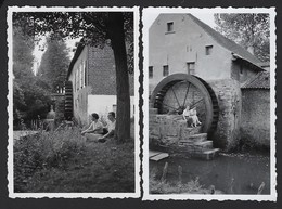 GRIMBERGEN * ' S GRAVENMOLEN * 1938 * 2 X * 8.50 X 6. CM * - Places
