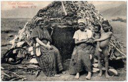 Three Generations - SAINT-VINCENT Cape Verde - Cap Vert