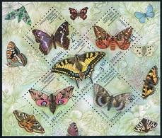 Ukraine - Papillons BF 40 ** - Butterflies