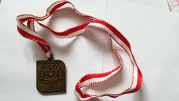 1998 Special Olympics Österreich WIEN SOMMERSPIEL MEDAILLE AUSTRIA OLYMPIC GAMES MEDAL VIENNA OLYMPIAD OLYMPIADE SPORT - Jeux Olympiques