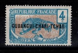 Oubangui -  YV 3 N** - Ubangi (1915-1936)