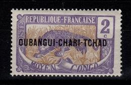 Oubangui -  YV 2 N** - Ubangi (1915-1936)