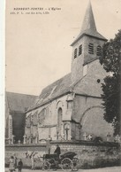 CPA NORRENT FONTES 62 - L'église - Autres Communes