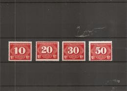 Pologne - Gouvernement Général ( Taxes 1/4 XXX -MNh) ) - 1939-44: 2ª Guerra Mundial
