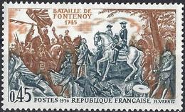 France 1970 - Mi 1728 - YT 1657 ( Battle Of Fontenoy ) MNH** - France