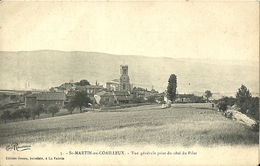 Saint Martin De Coailleux Vue Generale Prise Du Cote Du Pilat - France