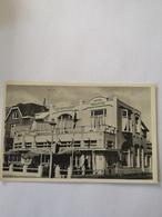 Egmond Aan Zee //  Hotel - Cafe Bellevue 1957 - Egmond Aan Zee