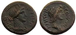 [H] +++ AE16 -- Pseudo-autonomous --  PERGAMON In MYSIA - Senate / Roma +++ - Römische Münzen