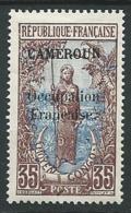 Cameroun -  Yvert N° 76 **    - Ava 26917 - Cameroun (1915-1959)