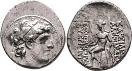 Séleucis Alexandre I Balas 3,84 G (SNG Is 1409; SC 1785.1a; HGC 9, 887a) - Griegas
