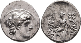Séleucis Alexandre I Balas 3,84 G (SNG Is 1409; SC 1785.1a; HGC 9, 887a) - Grecques