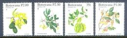 M131- Botswana 1997. Flowers. Christmas. - Botswana (1966-...)