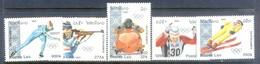 M133- Laos 1991. Barcelona Olympic 1992. - Laos