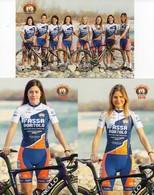 CYCLISME:EQUIPE TOP GIRLS  FEMININE 2019 COMPLETE - Ciclismo