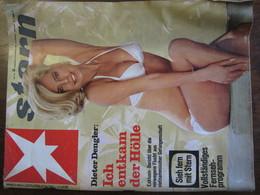 MAGAZINE STERN NOVEMBER 1968  N 45 DIETER DENGLER ICH ENTKAM DER HOLLE - Voyage & Divertissement