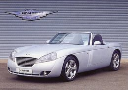 Jensen S-V8  -  Factory Sales Card    -  Carte Postale - Turismo