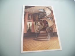 Escalier Reliant Les Grands Ateliers ....albert Lafon ..architecte - Arts