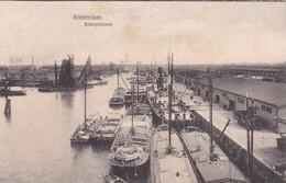ROTTERDAM. BINNENHAVEN. PORT AREA. W&S. CIRCA 1920 NON CIRCULEE -BLEUP - Rotterdam