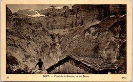 74 SIXT FER A CHEVAL - Fond De La Combe, Vu Du Boray - Sixt-Fer-à-Cheval