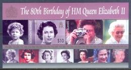 M147- Solomon Islands 2006. Queen Elizabeth 80th Birthday. - Solomon Islands (1978-...)