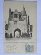 CPA (37) Indre Et Loire - Saint Michel - Le Château IX Siècle - Andere Gemeenten