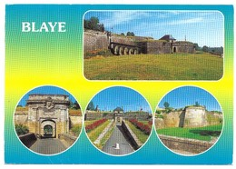 Blaye Citadelle Multivues - Blaye