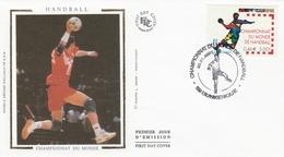 FDC 3367 CHAMPIONNAT De HANDBALL - DUNKERQUE 20.01.2001 - FDC