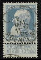 MW-2766   LIEGE   AGENCE N° 3      OCB 76 - 1905 Grosse Barbe