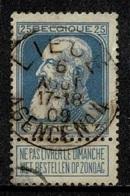 MW-2767   LIEGE   AGENCE N° 4      OCB 76 - 1905 Grosse Barbe