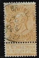 MW-2788   BRUXELLES          AGENCE N° 2 ?   OCB 79 - 1893-1900 Barbas Cortas