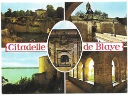 Blaye Citadelle De Blaye Multivues - Blaye