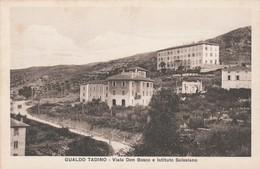 GUALDO TADINO - VIALE D. BOSCO E ISTITUTO SALESIANO - Perugia