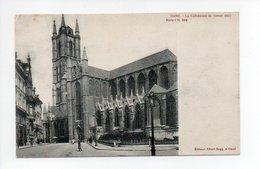 Belgique: Flandre Orientale, Gand, Gent, La Cathedrale Saint Bavon (19-379) - Gent