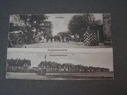 Neuskalmierschütz Polen ,  Skalmierzyce , Grenze Feldpost Berlin 1918 - Polen