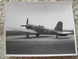 Blackburn Firebrand Prototype 213x166 Mm - Aviation