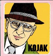 Sticker - KOJAK - Autocollants