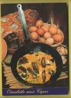 Recette Omelette Aux Cepes ( Champignons, Oeufs, Pain ) - Recettes (cuisine)