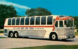 """"""" Prevost Car """" - Transport - Autobus Bus Car Autocar - Houston Texas Uk - Bus & Autocars"""