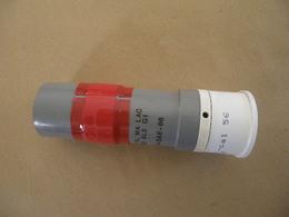 Grenade Lacry Mle G1 Avec Son Propulseur à Retard De 100 Mètres (inerte) - Equipement