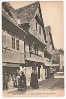 LANDERNEAU - Vieilles Maisons, Rue Saint-Thomas. - Landerneau
