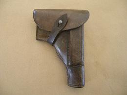 Etui Pistolet Pour RADOM VIS 35 Polonais Réutilisé Par La Wehrmacht - Equipement