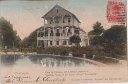 CPA Précurseur Cienfuegos - Casa De Vivienda Del Central Constancia (légende Bilingue) - Cuba