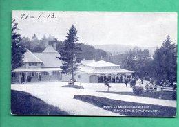 United Kingdom Wales Llandrindod Wells Rock Spa And Spa Pavilion - Pays De Galles