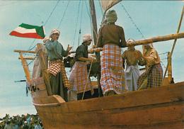 KUWAIT - Boat 1979 - Koweït