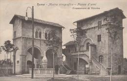 ROMA - MOSTRA ETNOGRAFICA - PIAZZA D'ARMI - Frammento Di Viterbo - Mostre, Esposizioni