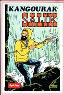 Sticker - KANGOURAK - SALIK - Hergé - Autocollants