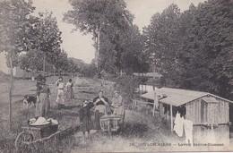 77 COULOMMIERS - Lavoir Santos-Dumont - Très Animée - Peu Courante - Lavandières - ELD N° 13 - (2 Scans) - Coulommiers