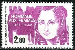 A13-21-7) Frankreich - Mi 2429 = Y 2303 - ** Postfrisch - 280c    Flors Tristan - Unused Stamps