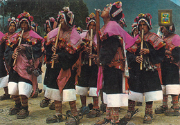 BOLIVIA - Sucre 1983 - Tarabuco Carnival - Bolivie